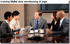 pelatihan Implementasi MySQL for Data Warehousing di jogja