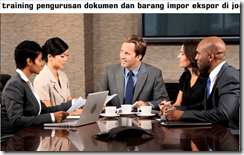 pelatihan Export and Import Management L C Shipping & Customs di jogja